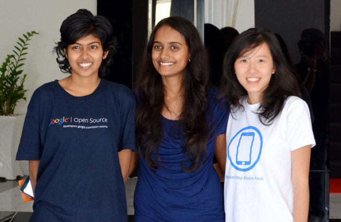 Girls in IT, Open Source, Free Software Community in Asia, FOSSASIA
