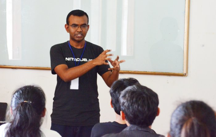 Workshops Free Open Source Software Event Asia, FOSSASIA