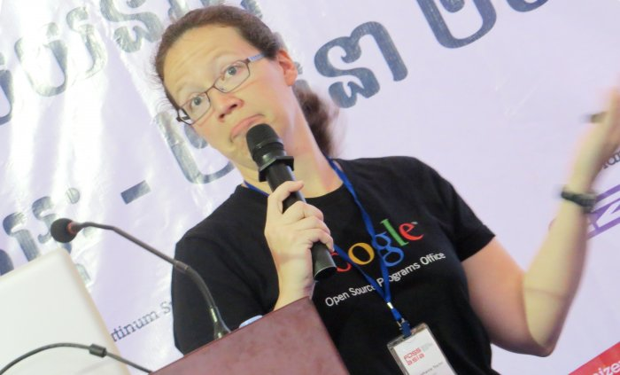 Stephanie Taylor Google Code-In, FOSSASIA 2014, Open Source Community Summit