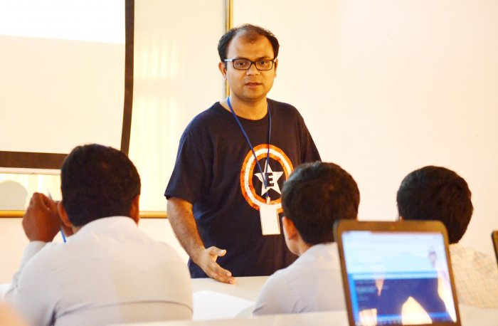 Kushal Das, Open Source Community in Asia, FOSSASIA