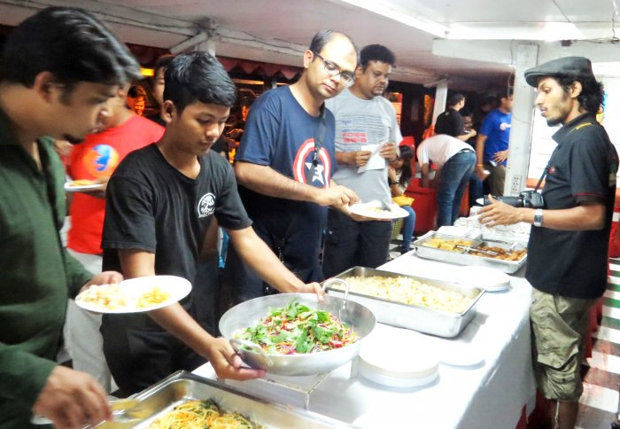 FOSSASIA Social Event with Open Source Community