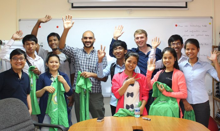 Google Summer of Code Workshop at FOSSASIA Phnom Penh, Cambodia, 2015